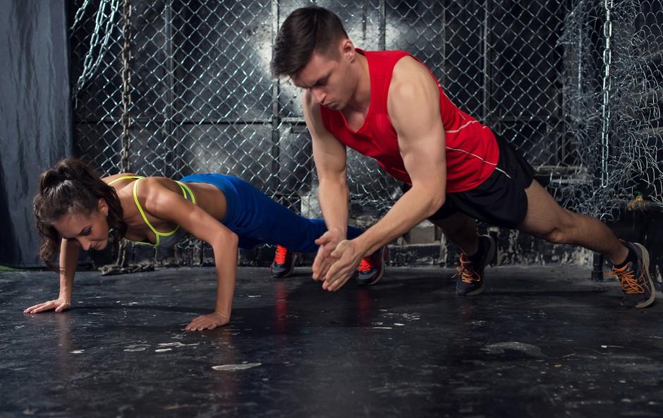 10 razlogov za izvajanje krepilne vadbe (foto: Shutterstock.com)