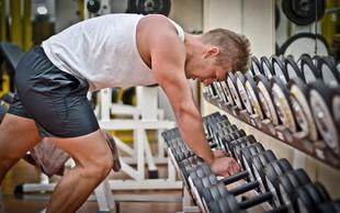 Kaj je slabše - izpustiti trening ali premalo spati?