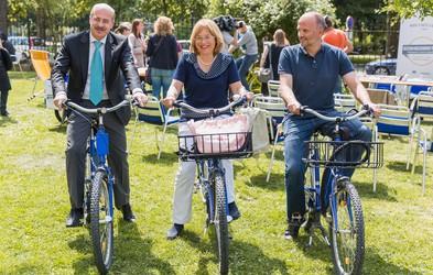 Pričelo se je nacionalno kolesarjenje za srečo