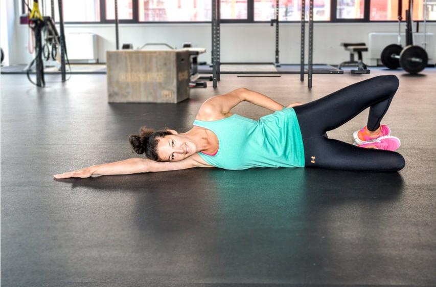 Strokovni nasveti za vadbo po carskem rezu