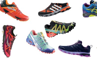 Test tekaških copat 2015: Trail copate