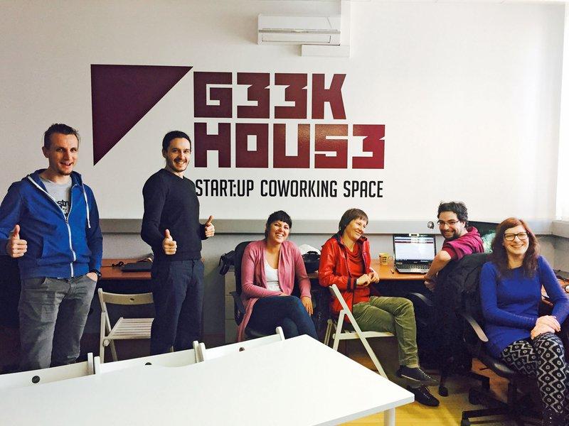 Cowoeking Geekhouse