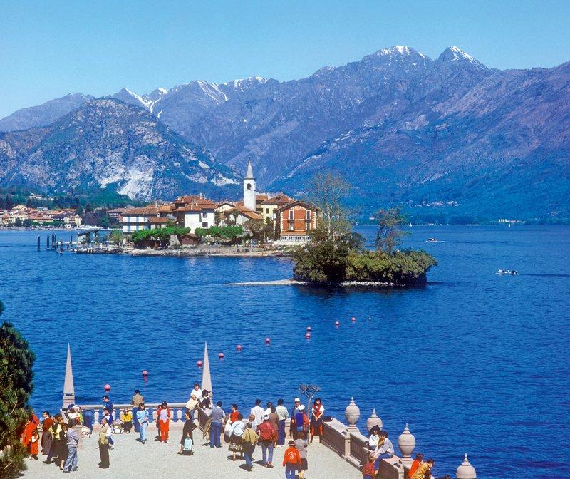 isola dei pescatori, italija