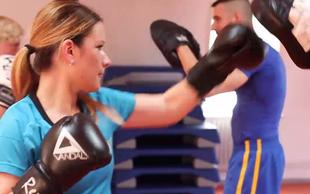 Aktivni shape It izziv: Trening borilnih veščin