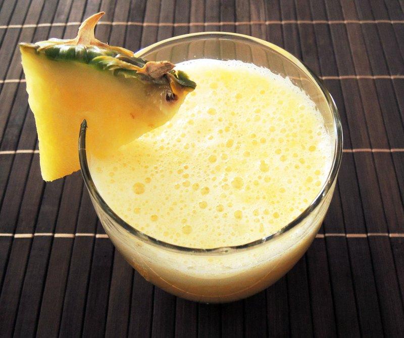 ananasov smuti