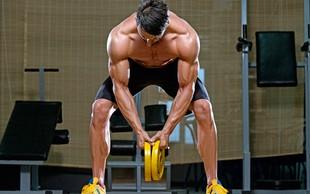 5 vaj za maksimalen učinek na mišično maso in kurjenje maščobe