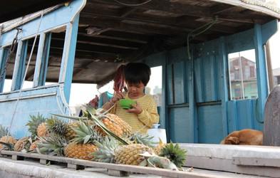 Foto: Življenje na delti reke Mekong