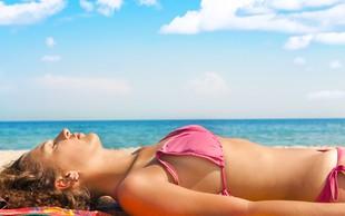 Varnega sončenja in zdrave porjavitve ni!