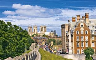Najlepša srednjeveška mesta z obzidjem v Evropi