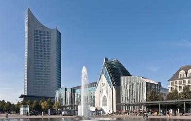 Leipzig je poln arhitekturnih in kulturnih presežkov