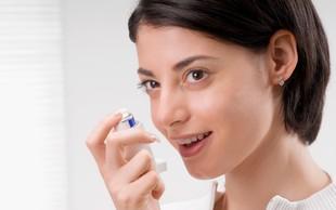 Kako prepoznamo simptome astme?