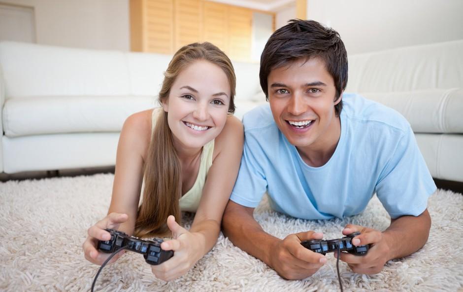 Sproščanje z video igrami? Previdno! (foto: Profimedia)