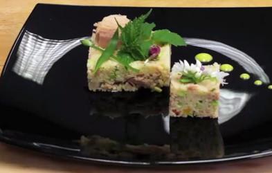 Recept: Solatni krožnik s kuskusom in tunino