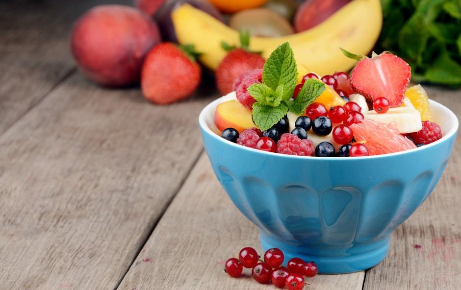 Katero sadje in zelenjavo uvrstiti na poletni jedilnik? (foto: Shutterstock.com)