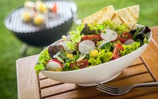 Poletne solate – tako slastne in zdrave