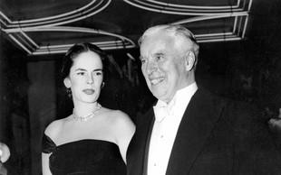 Ljubezenska zgodba: Charlija Chaplina in Oone O'Neill