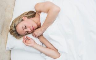 Motnje spanja - posledica zastoja energije