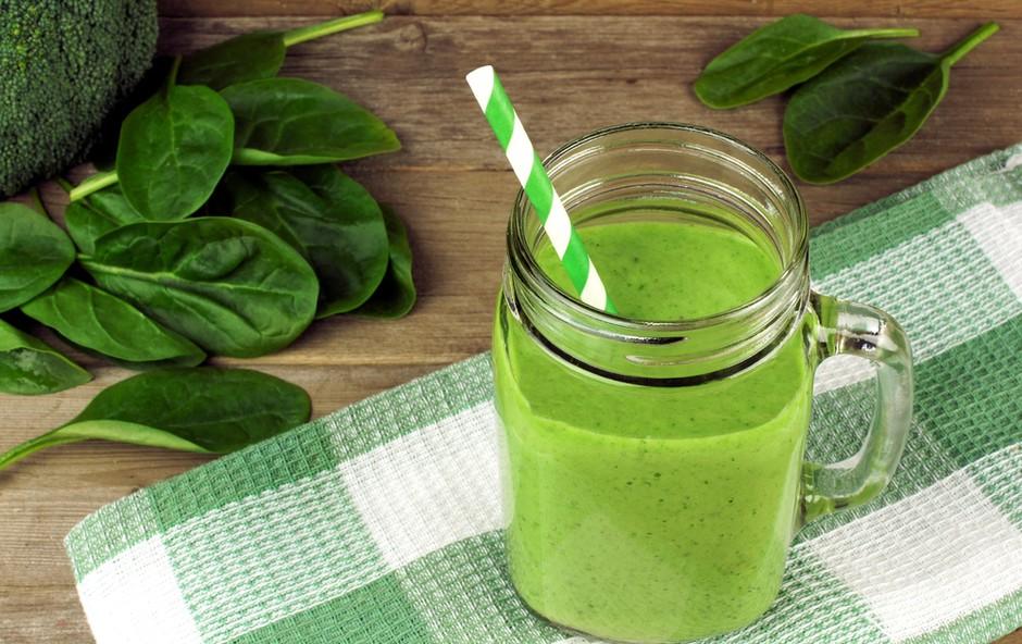 Zeleni ali sadni smuti - kaj je bolj zdravo? (foto: Shutterstock.com)