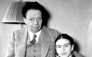 Ljubezenska zgodba: Fride Kahlo in Diega Rivere