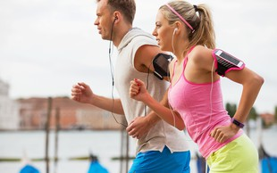 Kako lahko z glasbo izboljšate trening