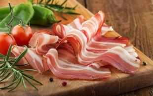 Kaj dobimo, če 'hladno stisnemo' slanino?