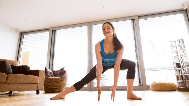 VIDEO: Fantastična vadba za lepo oblikovane in čvrste noge (foto: Profimedia)