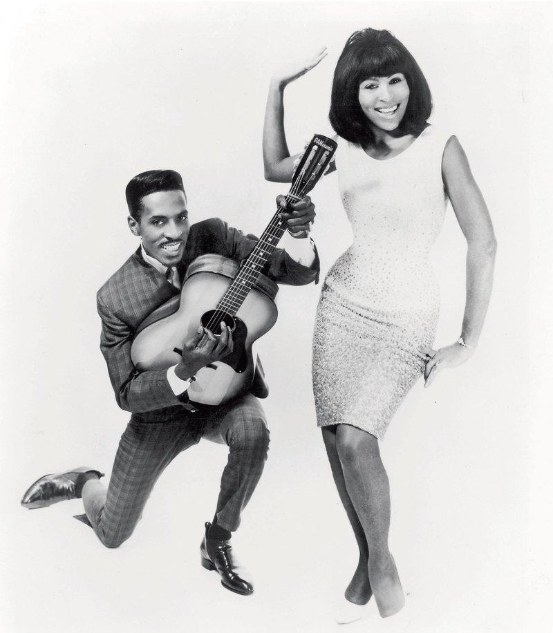 Ike in Tina Turner