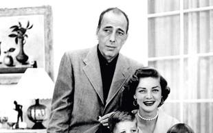 Ljubezenska zgodba: Lauren Bacall in Humphrey Bogart