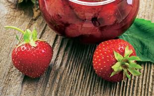 Odličen in preprost recept za jagodno marmelado