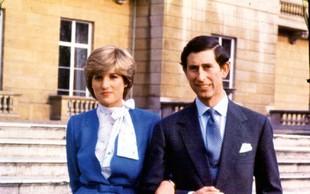 Ljubezenska zgodba: Princesa Diana in princ Charles