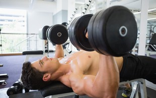 Katere mišične skupine je dobro krepiti v istem dnevu, da bo napredek konstanten