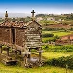 Horreos, tradicionalne kapelice, so še danes prava paša za oči. (foto: Profimedia)