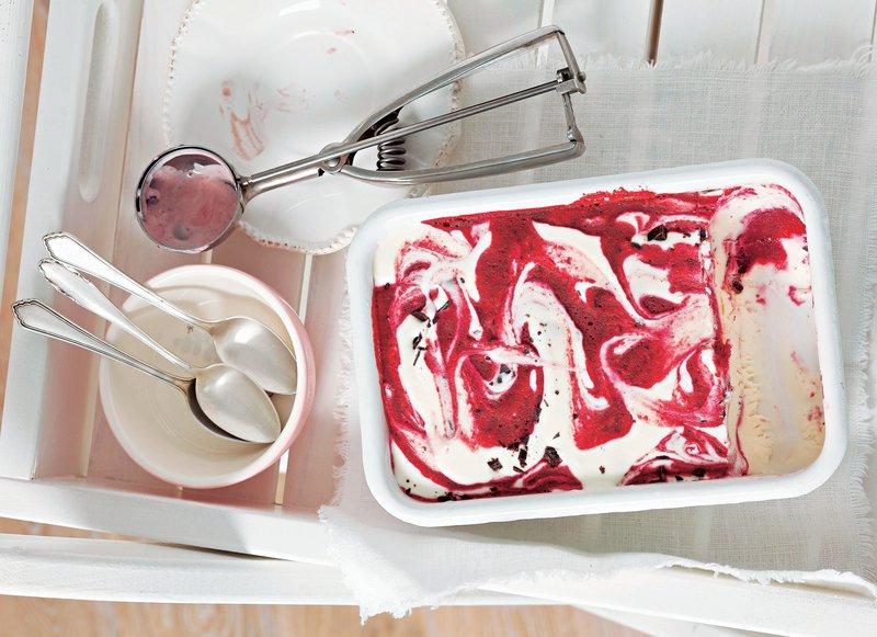 domač sladoled