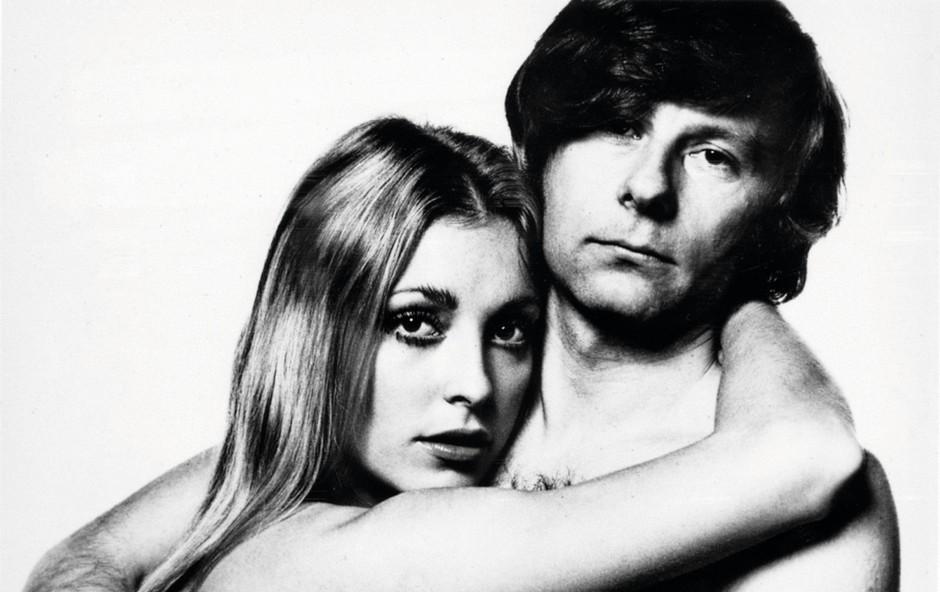 Ljubezenska zgodba: Roman Polanski in Sharon Tate (foto: profimedia)