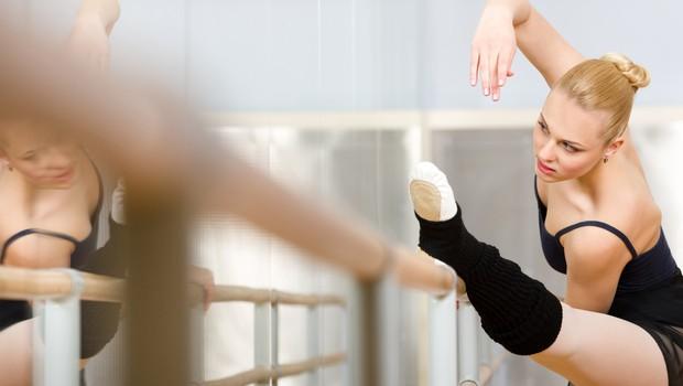 Kaj jedo balerine? (foto: Shutterstock.com)