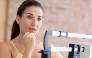 5 razlogov, zakaj se kazalec na tehtnici ne premakne