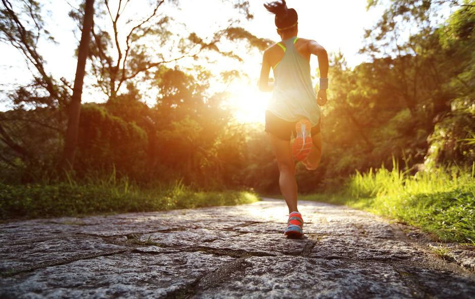 Kako sami pravilno oblikujete tekaški trening (foto: Shutterstock.com)