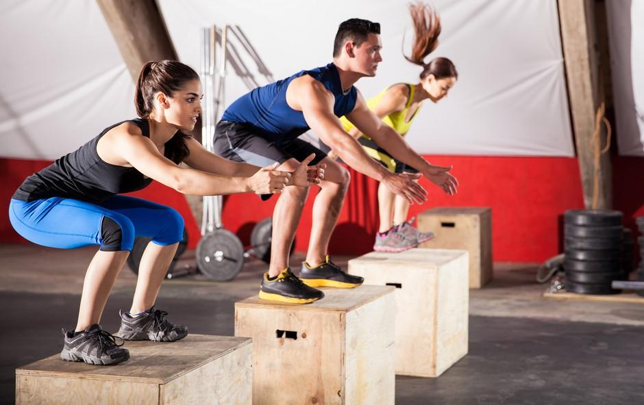 7 športov, pri katerih hitro porabimo veliko kalorij (foto: Shutterstock.com)