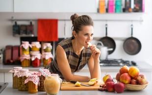 Kako z ustrezno prehrano okrepiti telo pred vstopom v jesen?