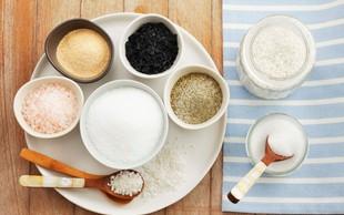 Sol z aromo za posebne kulinarične užitke