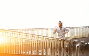 Zakaj je priporočljivo, da tekač trenira tudi za moč