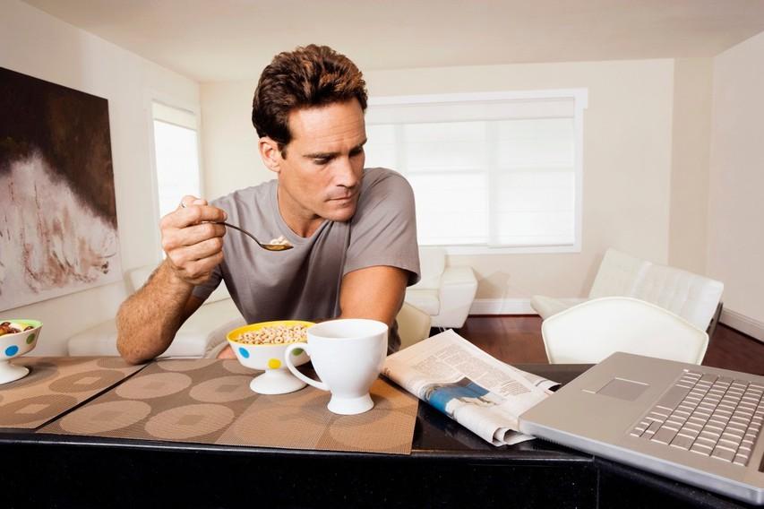 Kako veste, kdaj nehati jesti?