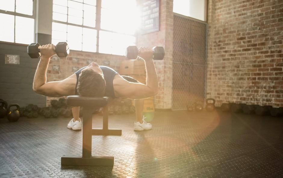 Kako najhitreje povečati mišično maso? (foto: Profimedia)