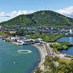 Mesto Petropavlovsk-Kamčatski je ustanovil danski pomorščak Vitus Jonassen Bering. (foto: shutterstock)
