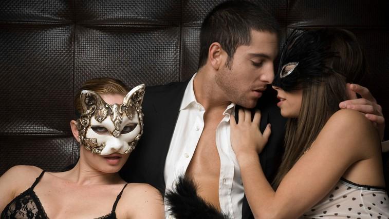 6 najpogostejših seksualnih sanj moških (foto: Profimedia)