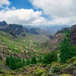 Gran Canario zaradi njene geografske in botanične raznovrstnosti imenujejo tudi miniaturna celina. (foto: fotolia)