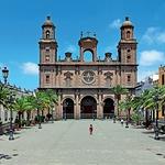 Katedrala Santa Ana v Las  Palmasu (Gran Canaria) (foto: fotolia)