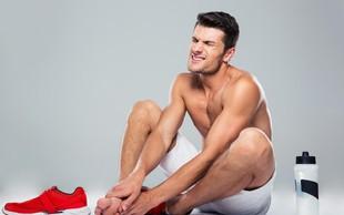 101 nasvet, kako preprečiti športno poškodbo