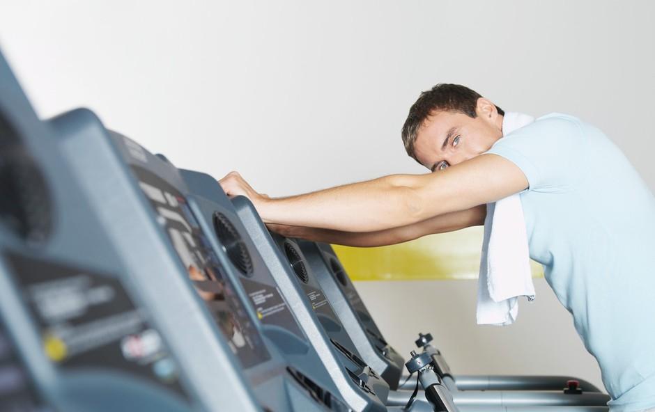 Bi morali v hladnih mesecih aerobno vadbo res preseliti v telovadnico? (foto: Profimedia)