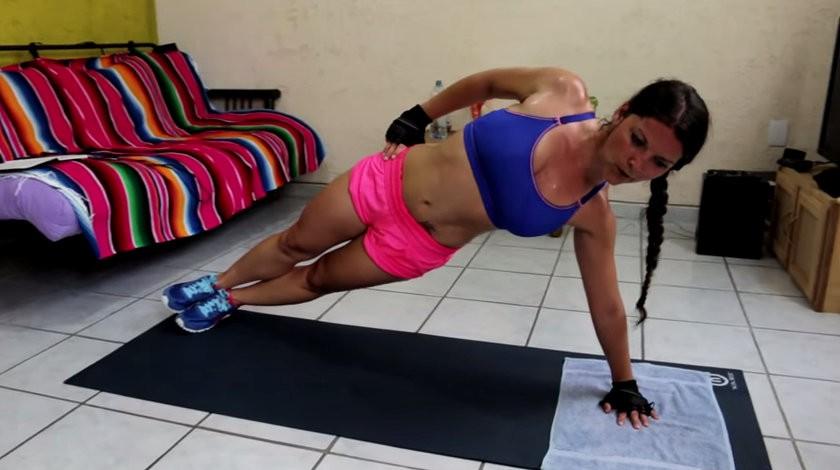 VIDEO: 20-minutni visoko intenzivni intervalni trening za aktivacijo celega telesa